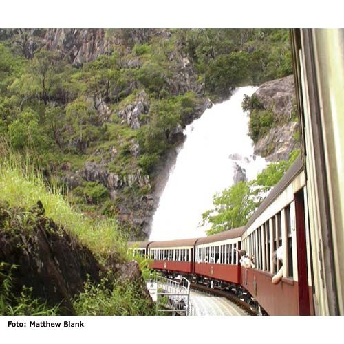 Scenic Train in Kuranda