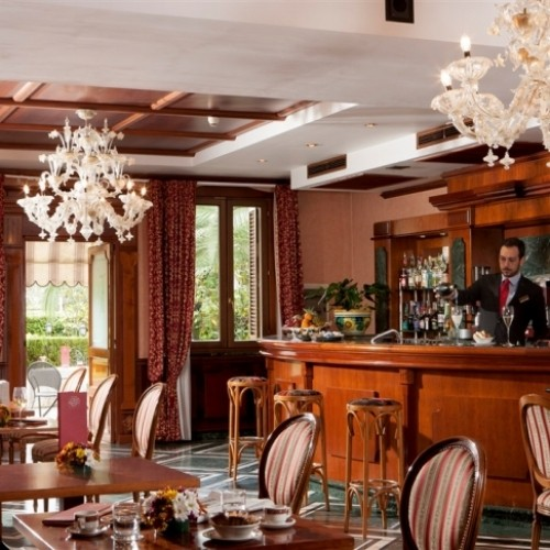 Bar des  Grand Hotel Gianicolo