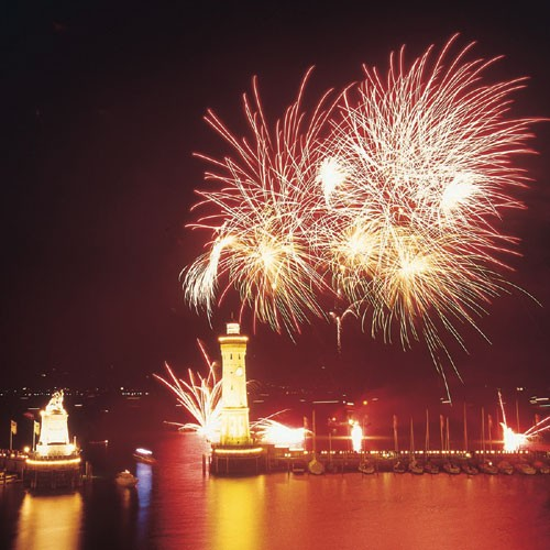 Silvester Am Bodensee