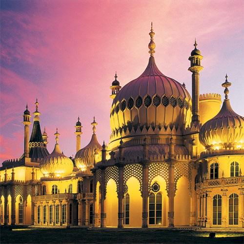Brighton, Royal PavilionBrighton, Royal Pavilion