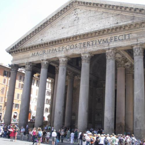 Das Pantheon in Rom, Copyright: Eberhardt TRAVEL