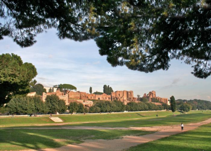 Circus Maximus in RomCircus Maximus in Rom, Copyright: abrin523