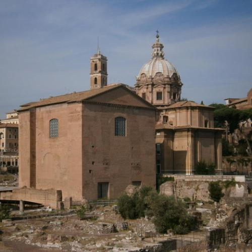 Rom - Forum RomanumRom - Forum Romanum, Copyright: Eberhardt TRAVEL