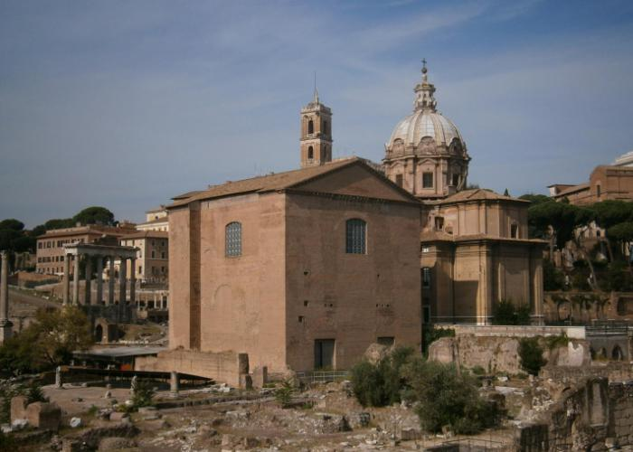 Rom - Forum Romanum, Copyright: Eberhardt TRAVEL