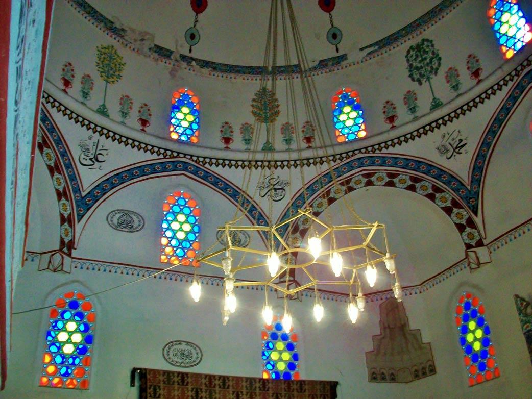 Mostar: In der Moschee