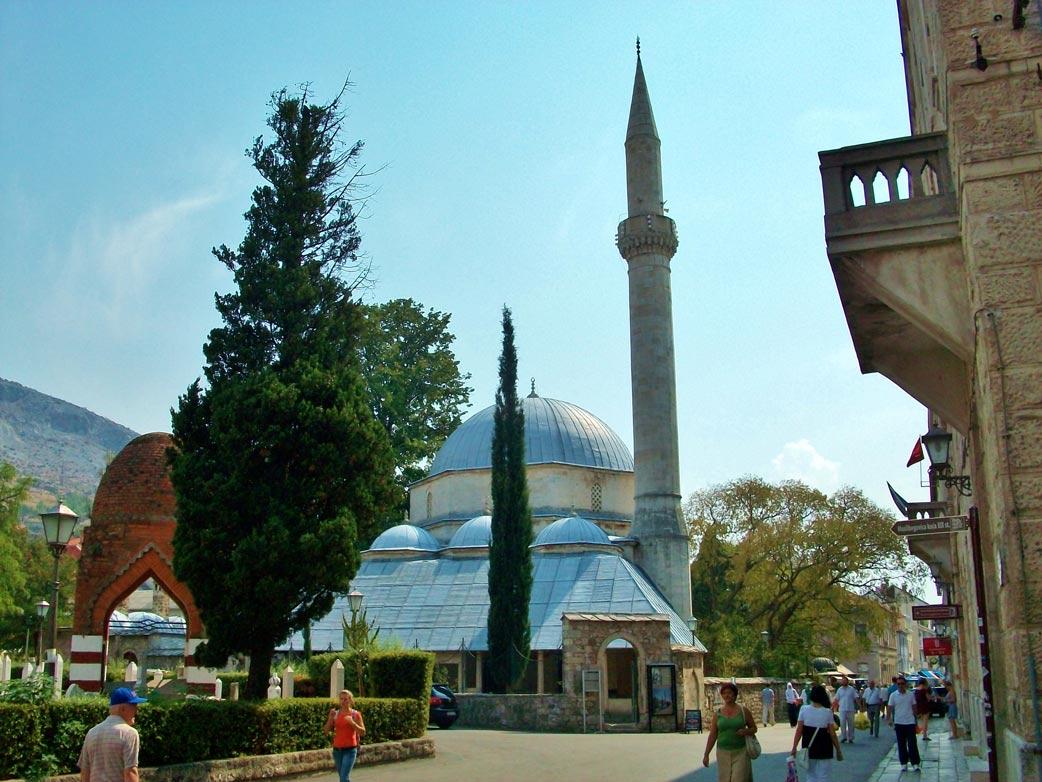 Mostar: Moschee