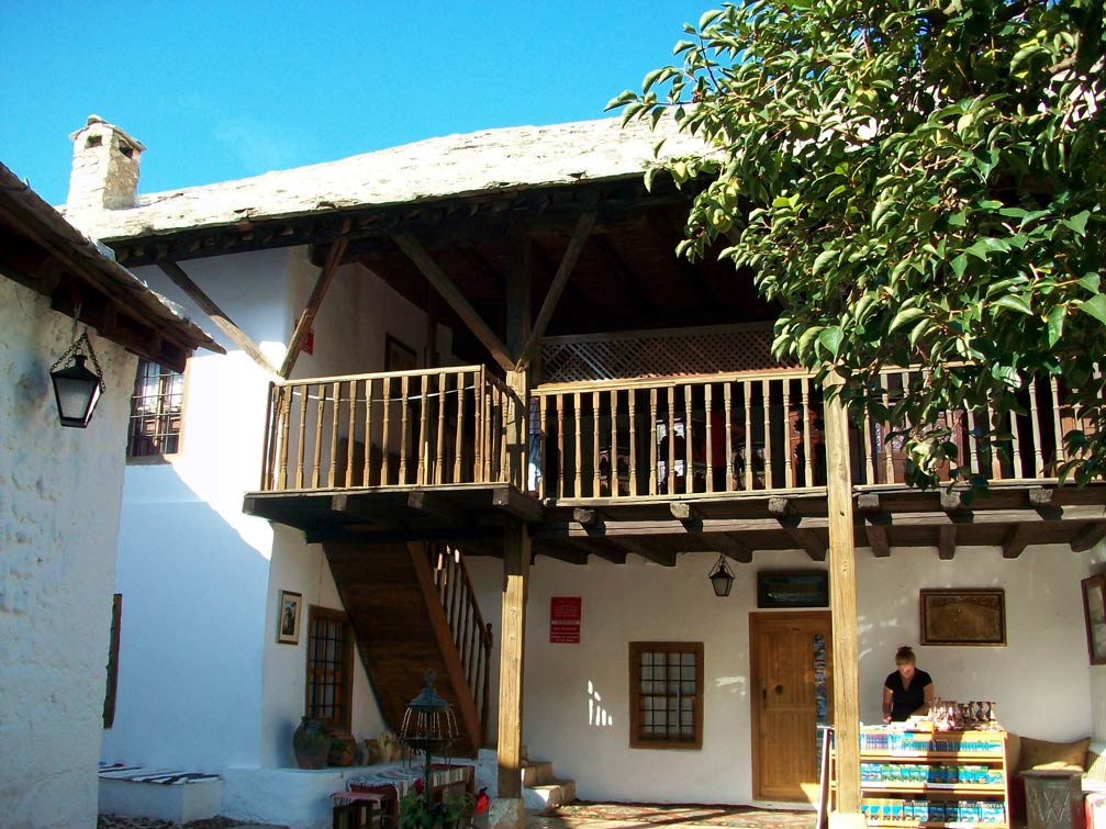 Türkisches Haus